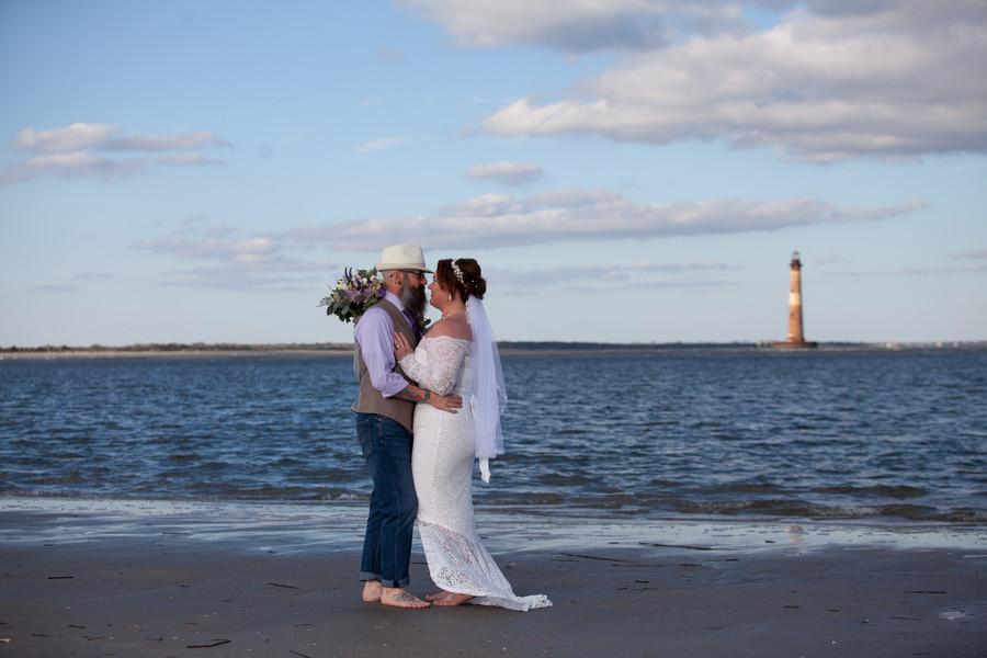 Jennifer + Scott | Folly Beach