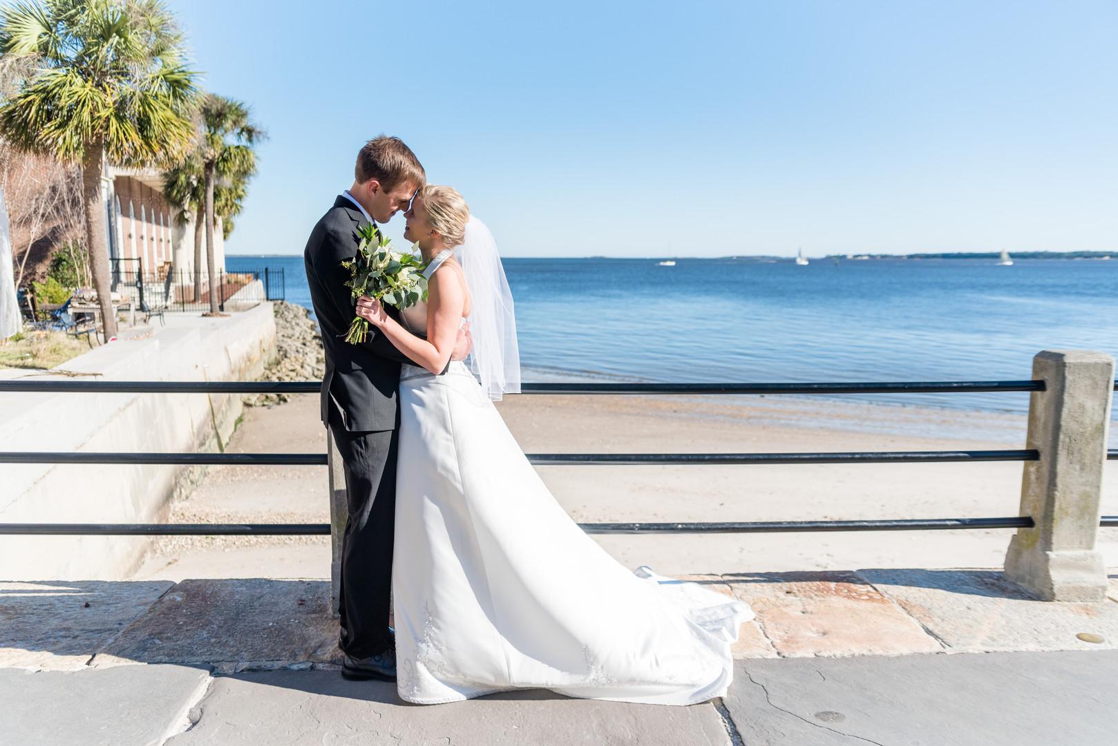 Lydia + Seth | Charleston