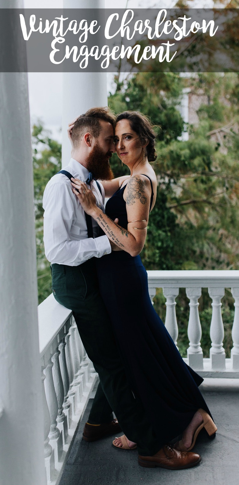 Kelly and Matt: Vintage Inspired Charleston Engagement | Palmetto State Weddings | Beulah Photography | Charleston SC engagement | Charleston photography | Charleston wedding | vintage wedding ideas