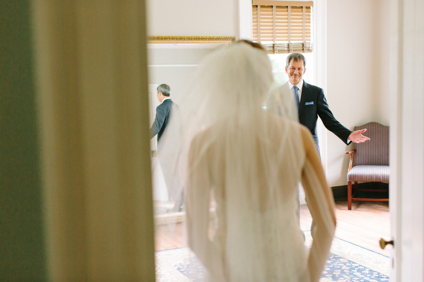Ellen + Dylan: Beautifully Personalized McLeod Plantation Wedding | Palmetto State Weddings