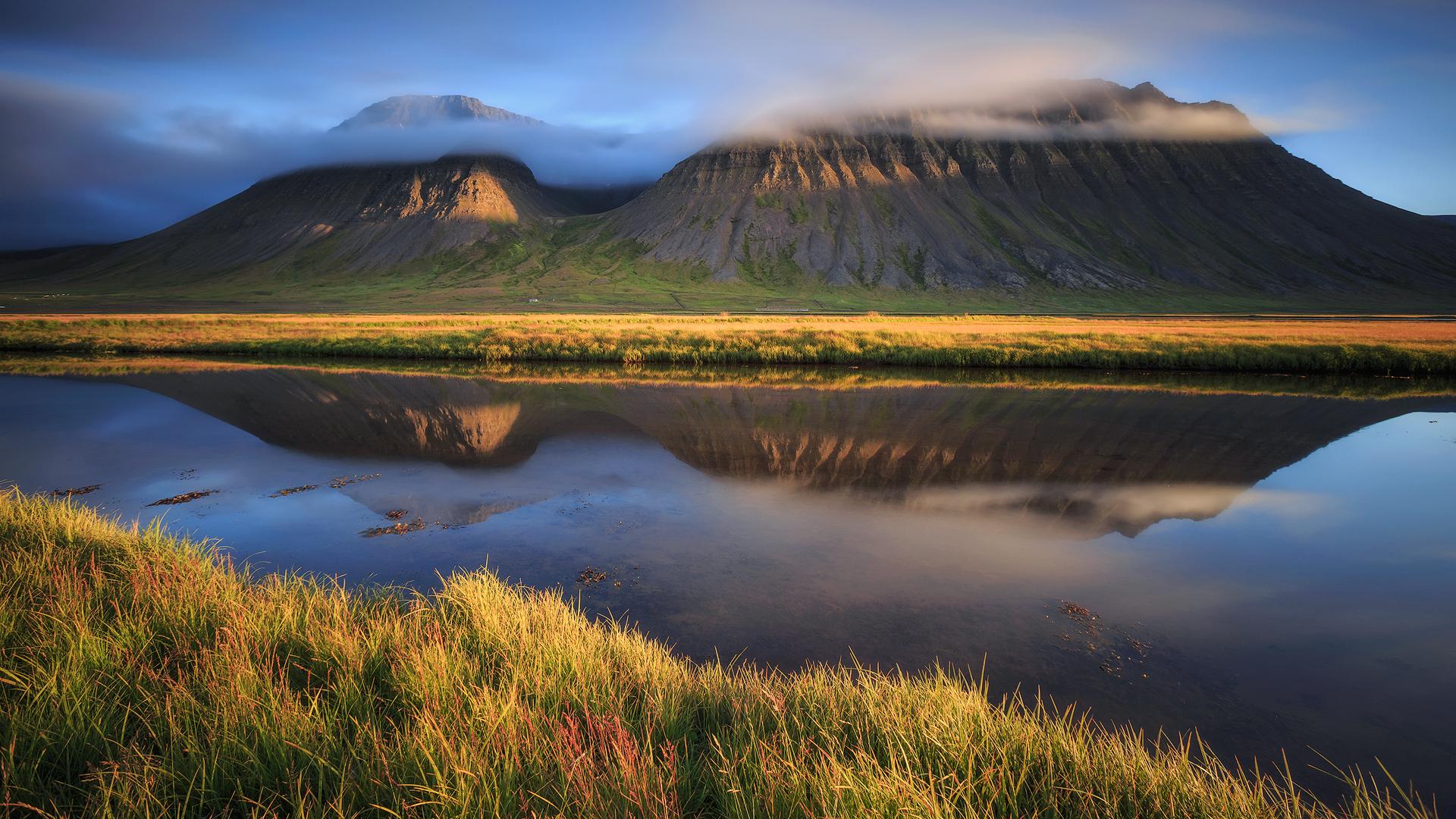 (West Fjords, Iceland)