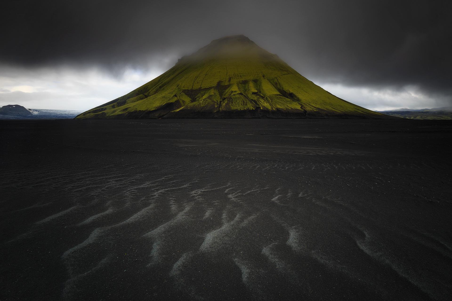(Maelifell, Iceland)