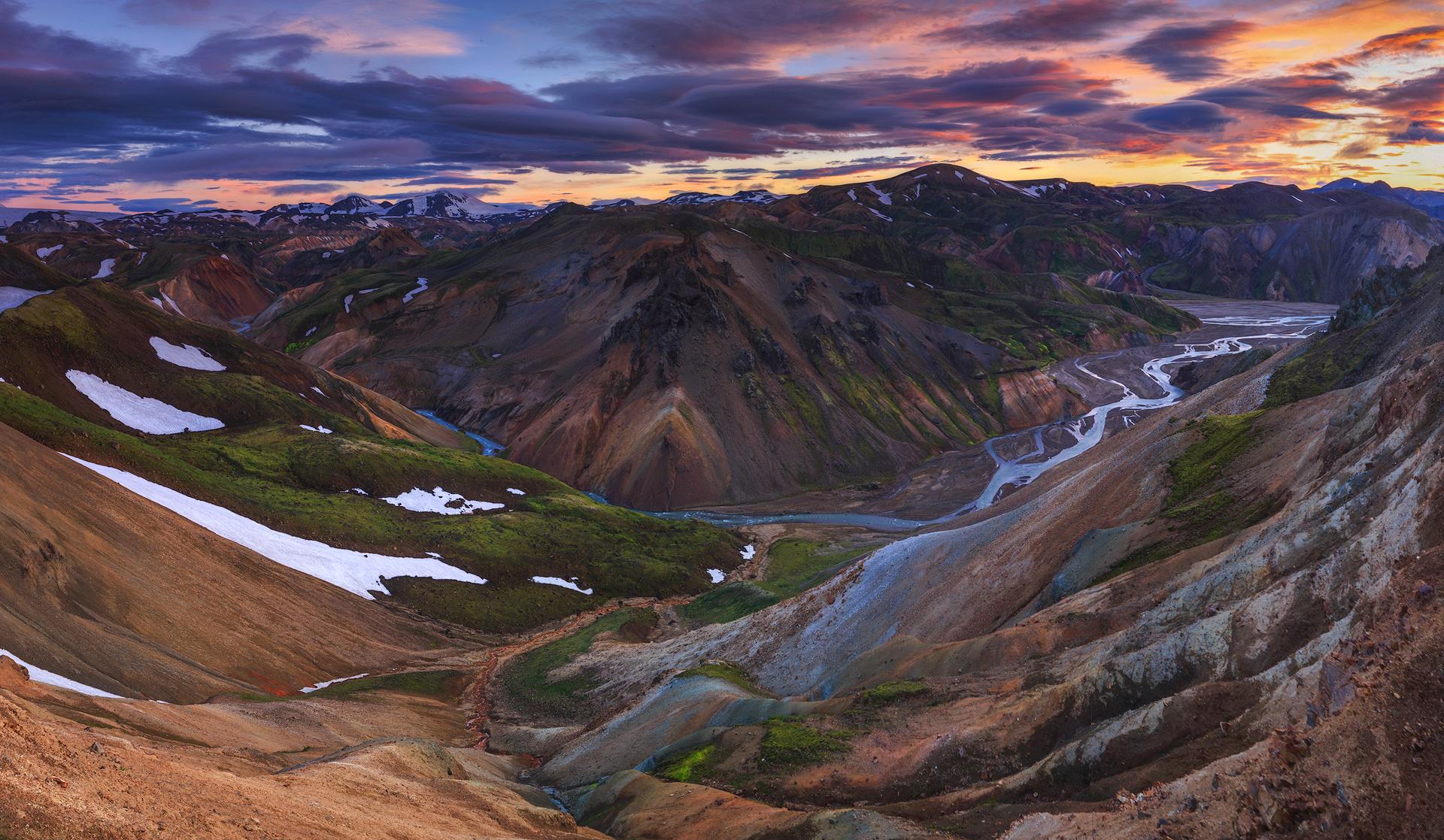 (Landmannalaugar, Iceland)