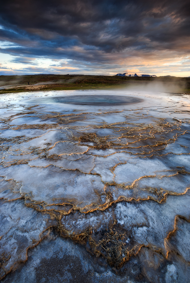 (Hveravellir, Iceland)