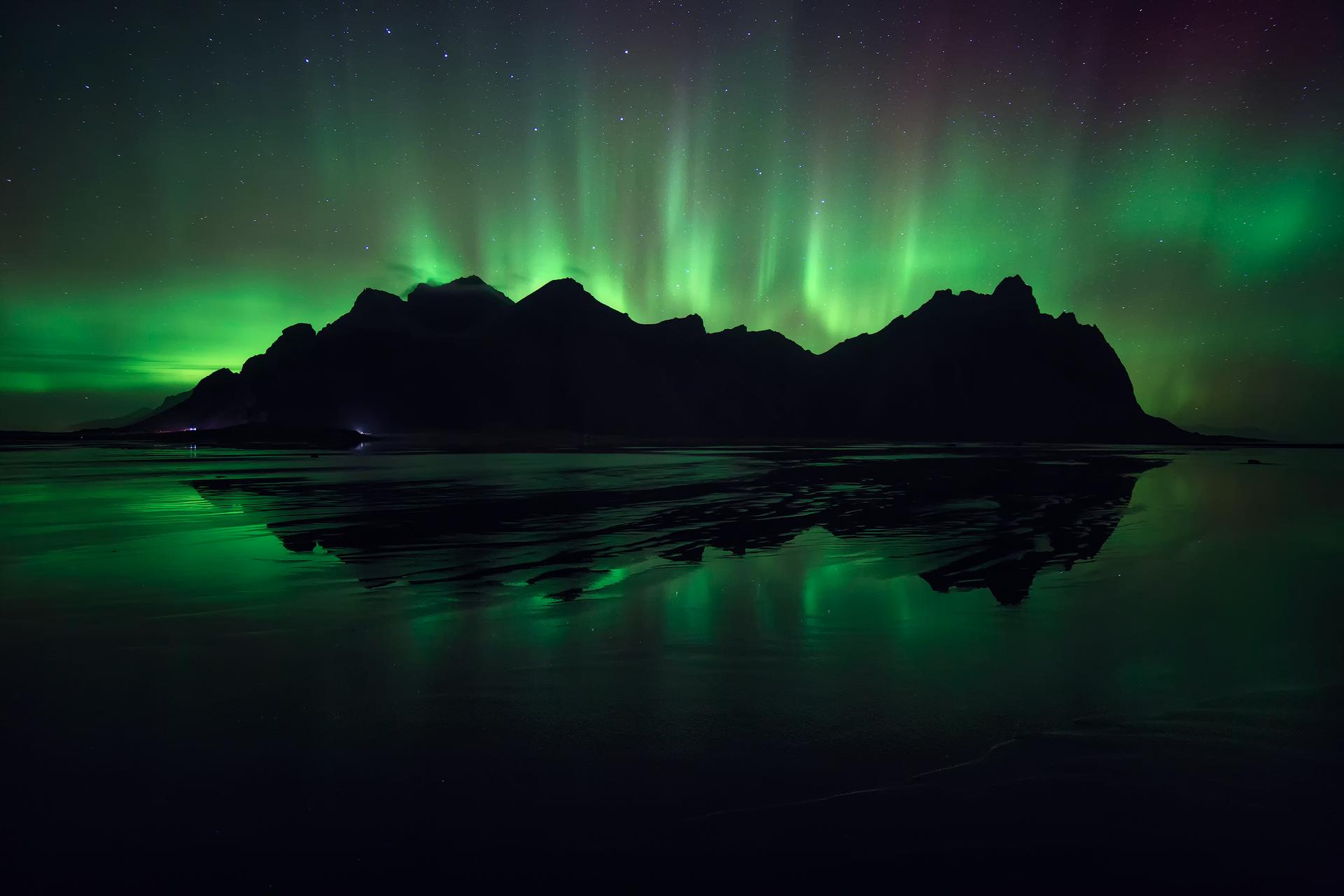 (Stokksnes, Iceland)