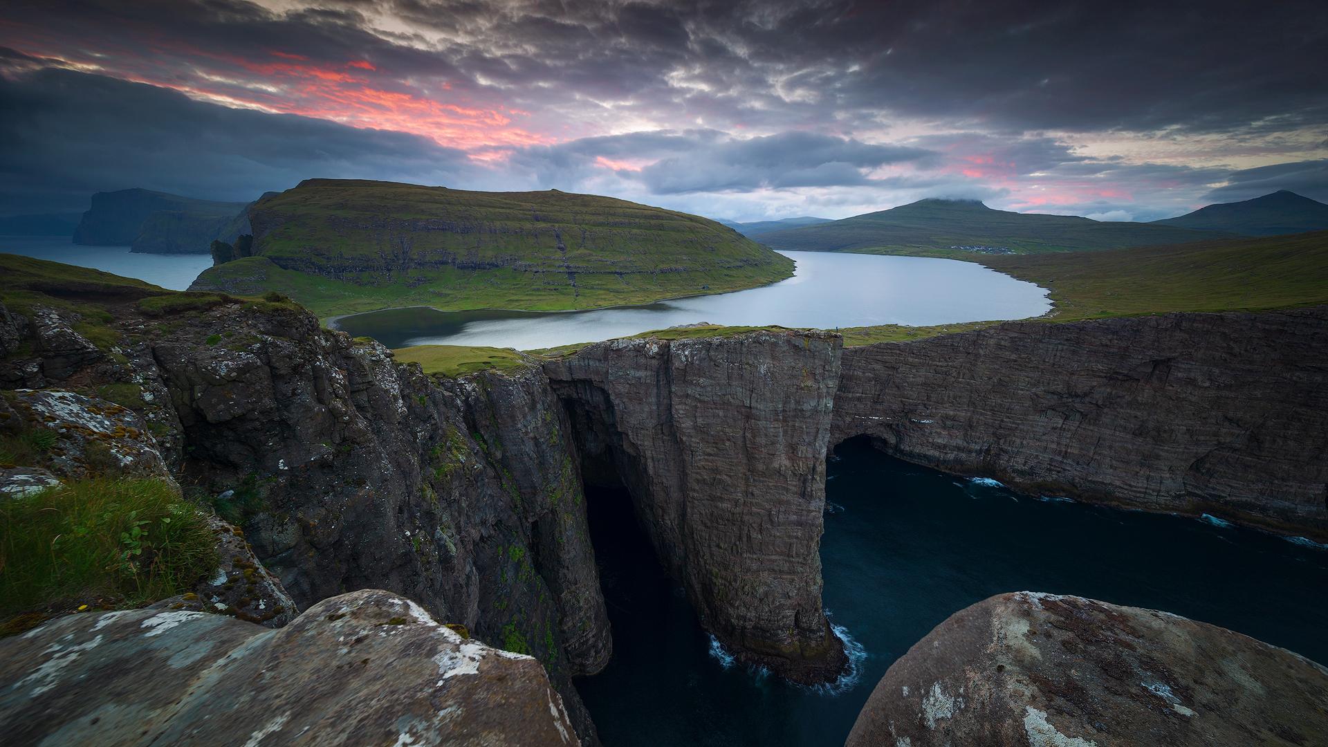 Leitisvatn, Faroe Islands