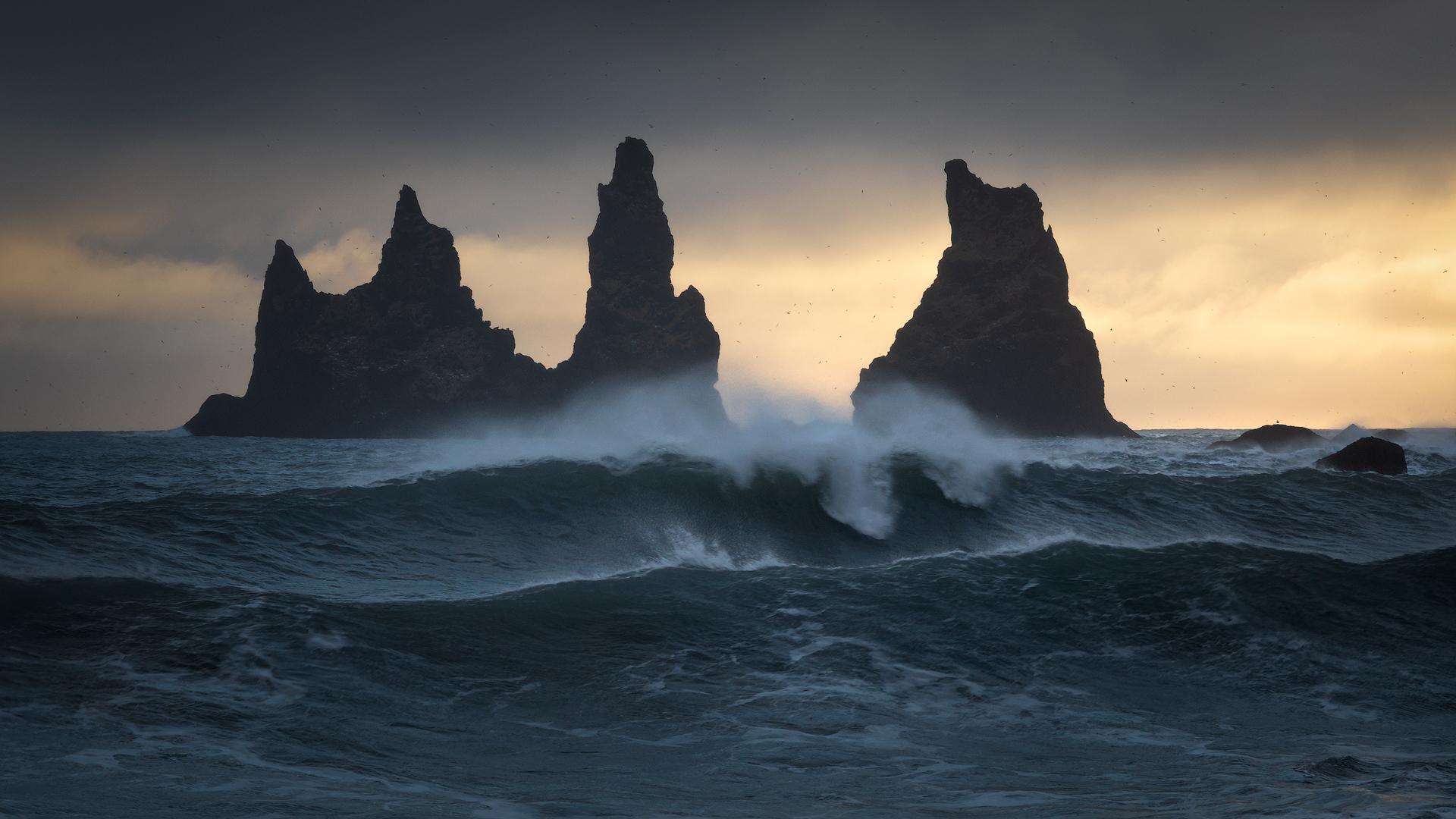 (Vik, Iceland)
