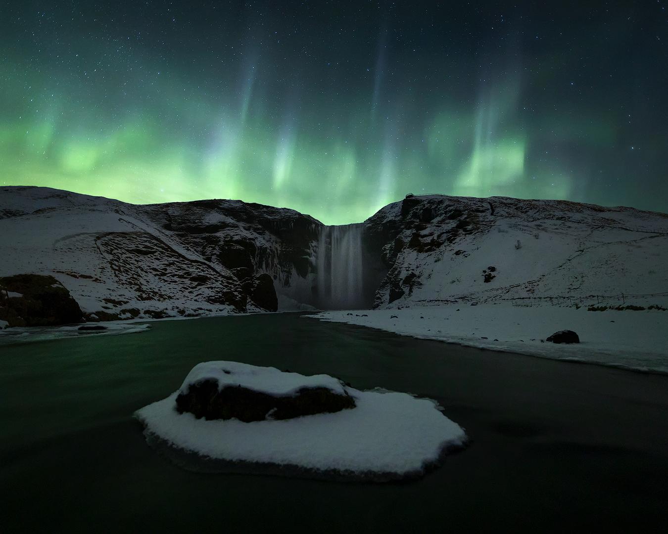 (Skogafoss, Iceland)