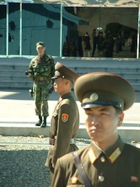 DPRK military North Korea
