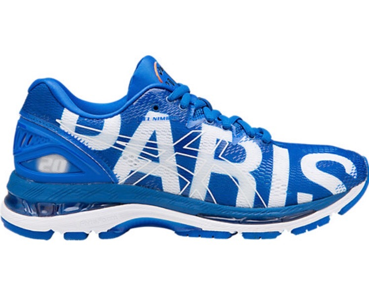 Limited edition ASICS Paris Marathon 2018 trainers? YES PLEASE!{Size 6.5 - hmu!} Find them  here .