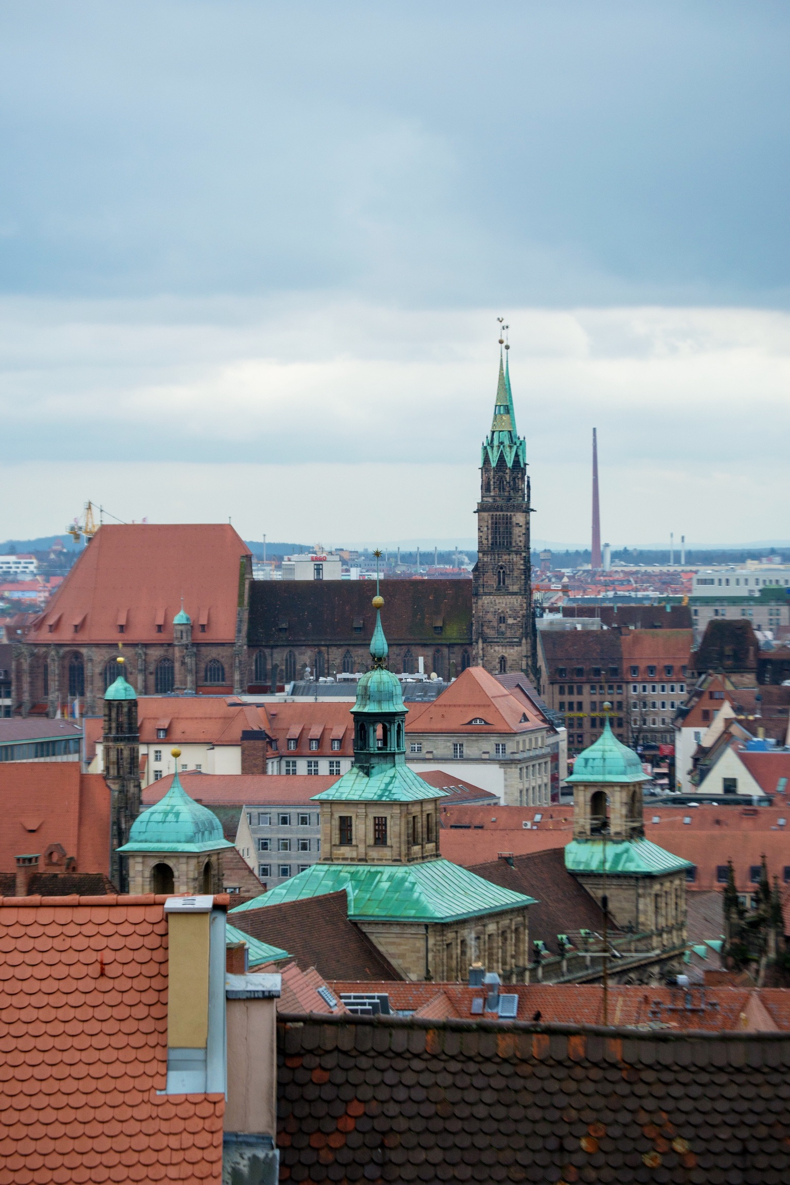 Rooftops of Nuremberg