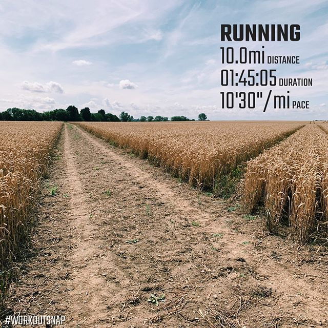 Those big, open Lincolnshire skies 💙  I didn't enjoy this easy run today. 19mph headwind the whole way, raging thirst, poor route choice... lots of mitigating factors (*cough* excuses) but it really just boils down to me not being present and relaxing in the moment.  It's worth remembering that not every run is a 'good run'. These 'bad runs' are needed for building strength - even if those gains are mental, rather than the physiological benefits intended.  One of the best things about running is that you never lose. You either win, or you learn. And as long as you can adapt, you will make progress.  #time2run #runtoinspire #marathontalk #trusttheprocess #runspiration #marathontraining #runhappy #runnerscommunity #ukrunchat #runnersofinstagram #alwaysrunning #marathoner #runnersworld #longrun #womensrunningcommunity #runnergirl #runningmum #whyirun #runtogether #gettingitdone #runtoinspire #lonelygoatrc #challengelife #reasonstorun #runnershigh #longdistancerunner #garminuk #hokaoneone #garmingirl #trailrunningviews