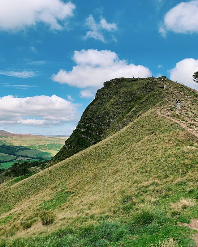 Hiked 4 miles along the Great Ridge from Mam Tor to Back Tor yesterday with the children - they did so well with over 1000ft of elevation, considering their little legs are used to the flat lands of Lincolnshire!