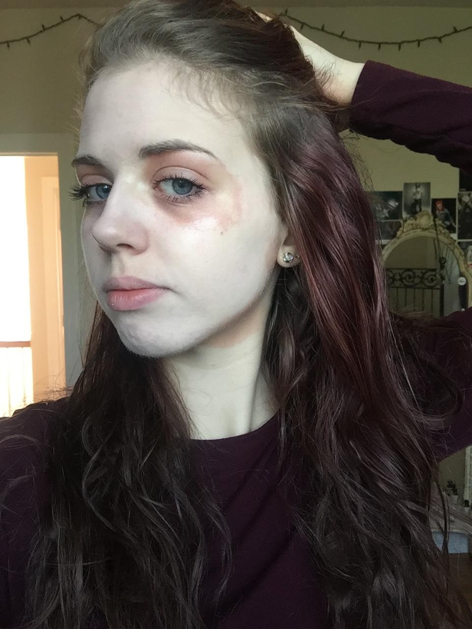 With Makeup Pt. 2