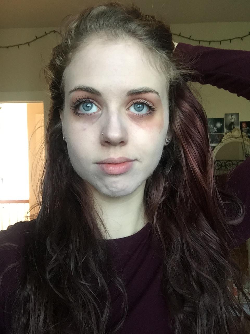 With Makeup Pt. 1