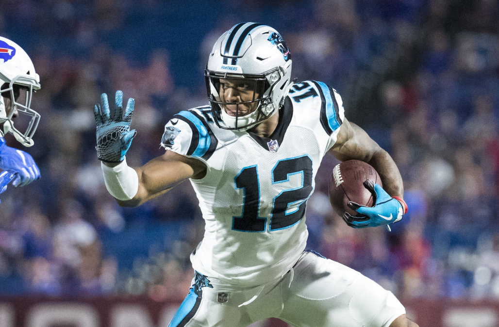 DJ Moore showed up to the party in week 11.