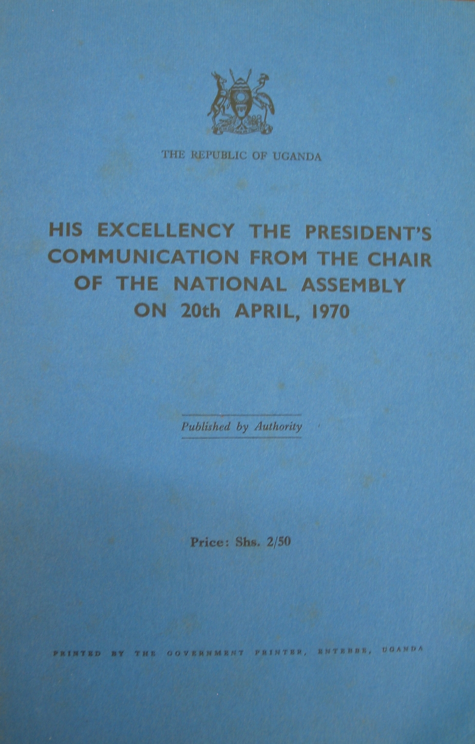 Source: Uganda National Archives
