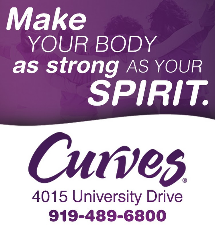"""""""Curves is a facility specially designed for women featuring a 30-minute workout that is fast, fun, and safe. We help women nurture the physical strength, balance, and flexibility that enhances their overall sense of well-being. Begin your strength-training journey with us today!"""""""