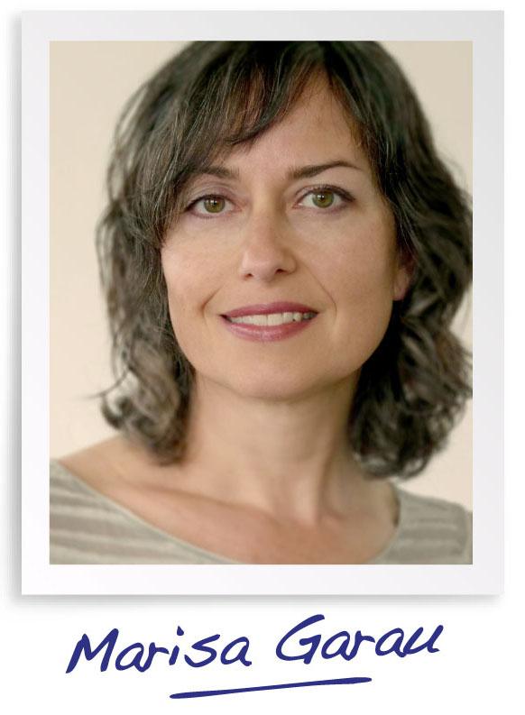 Stress expert Marisa Garau