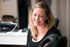 Camino's managing director Lauren Gray