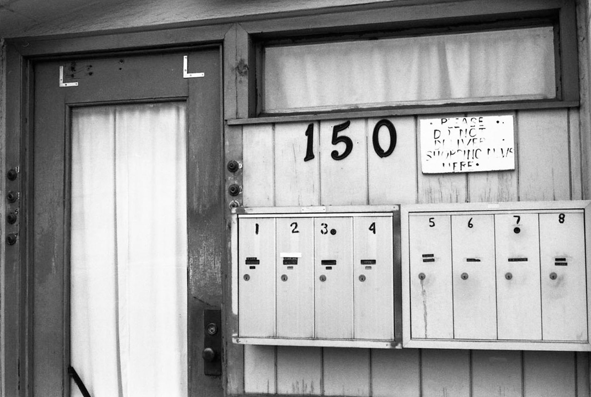 Oakland Mailboxes