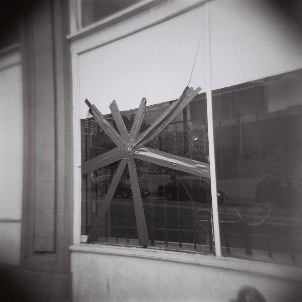 Chinatown Window