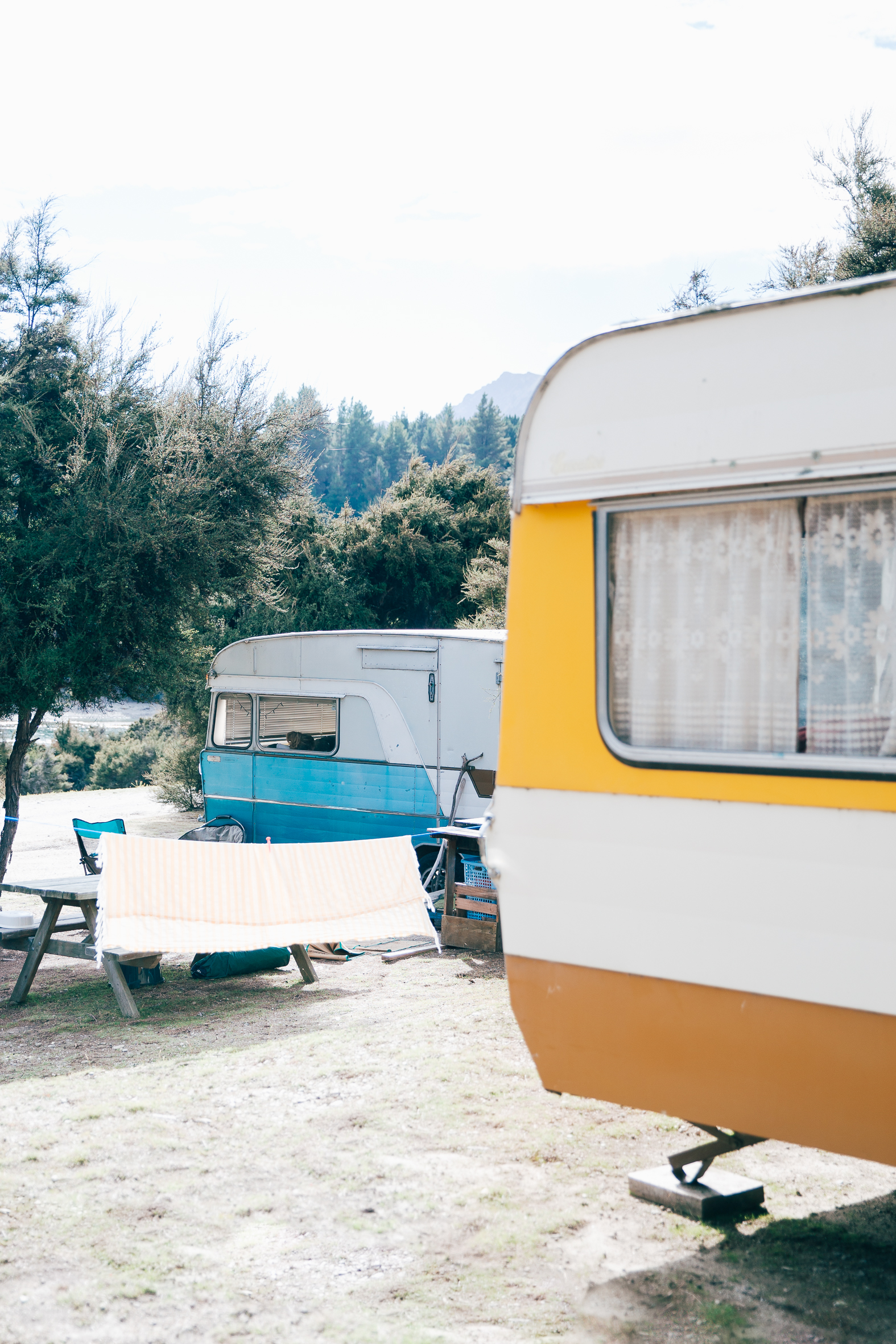Another caravan snap from Annabelle in NZ.