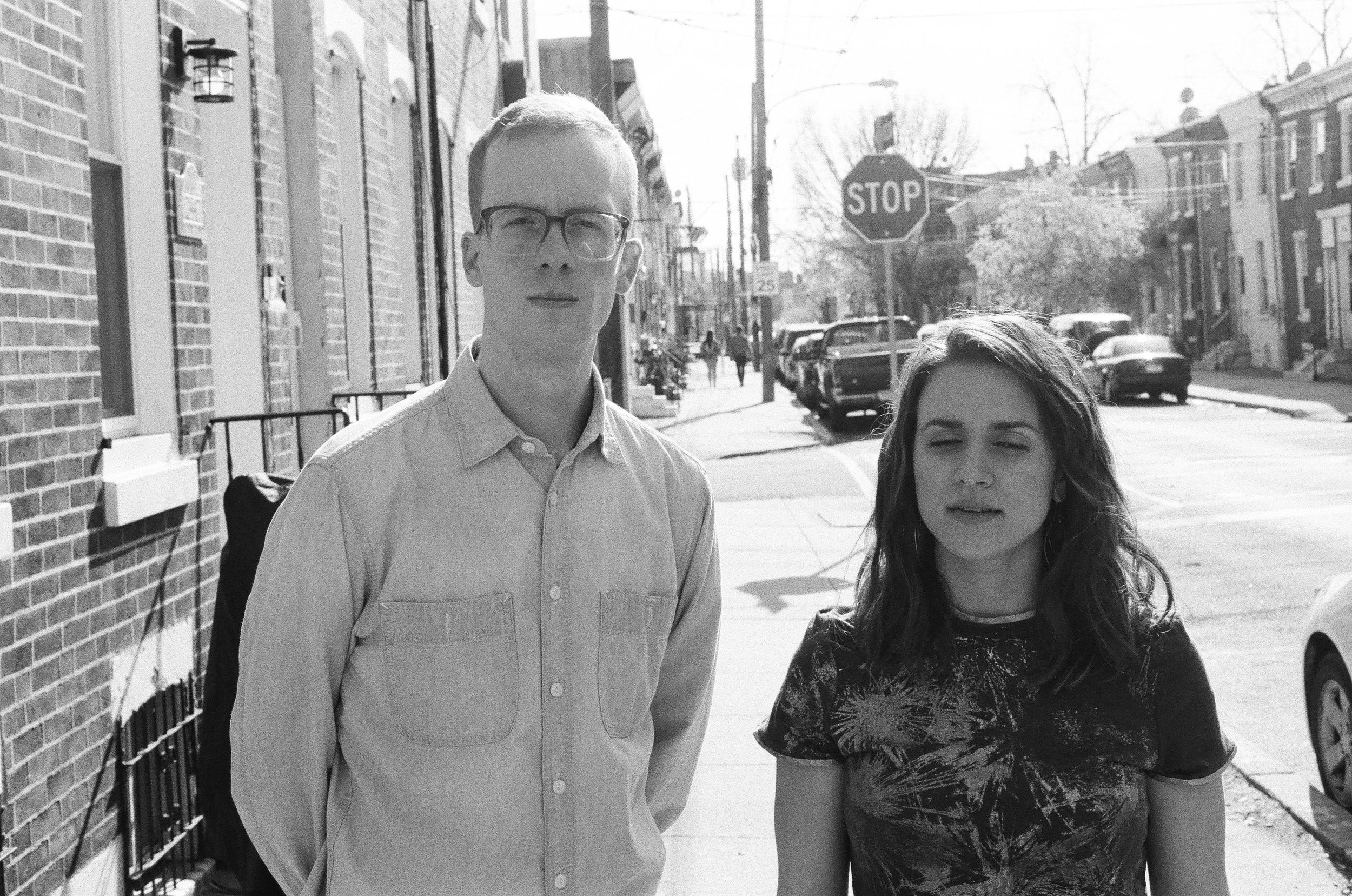 """Brother Martin - The Philly-based indie rock band is led by singer/saxophonist/accordionist, Maria Mirenzi, and pianist/vocalist, Daniel Espie. The band creates a quirky, dreamy world that is intimate, powerful, and theatrical, blending styles of rock, jazz and folk.In 2015, Maria and Dan began a long-distance, musical collaboration while living in 2 different countries. The first song they wrote was """"Martin,"""" a lament about Maria's dying dog, the last track on their debut EP, and the band's namesake. There's something so heartbreaking about not being able to say goodbye to the pet you grew up with, but a song would have to suffice. It usually does. """"Martin"""" captures the band's sensitivity and depth — you can't help but feel a little weepy. When they returned to the U.S. in 2016, they formed Brother Martin and continued to write songs about their neighborhood's lead pollution, political anti-anthems, and nostalgic themes on loss and the passage of time.Their debut EP """"Led-Son"""" was released in January of 2018."""