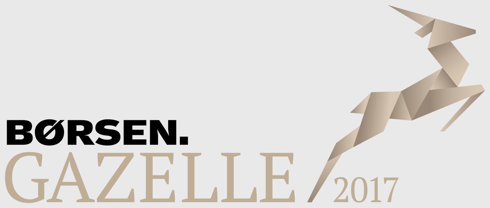 Børsen Gazelle Virksomhed 2017