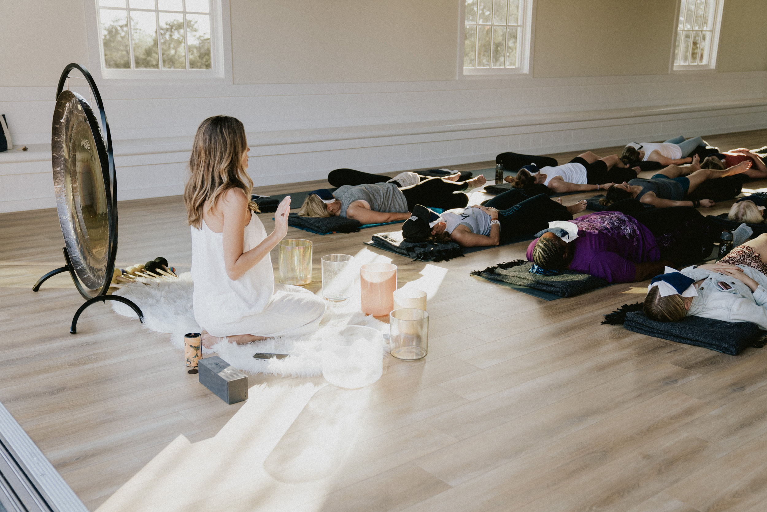 Photo: Jenn Byrne for Barre 3 at Miraval Resort and Spa.