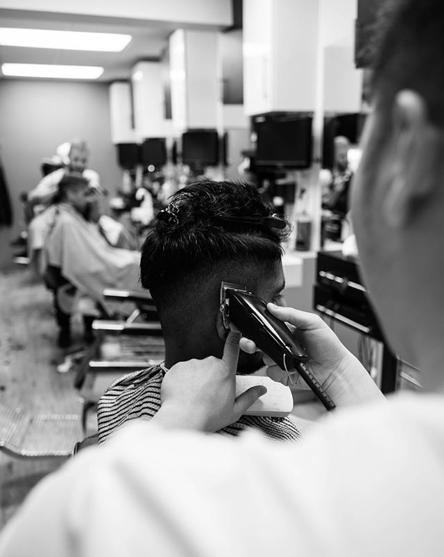 Junior barber, senior cuts.  #Liboys #Mississauga #Steeetsville #GTABarbers