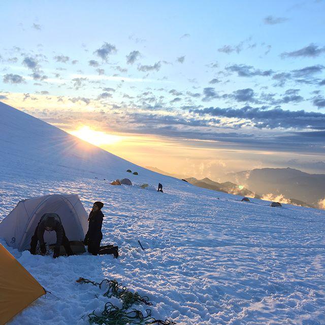 Mt. Baker pics by @alexpterson