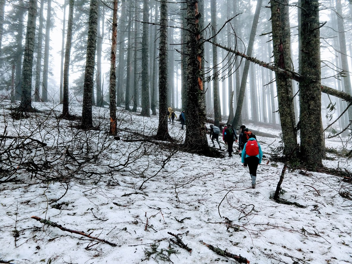 2019 Conditioning Hikes -