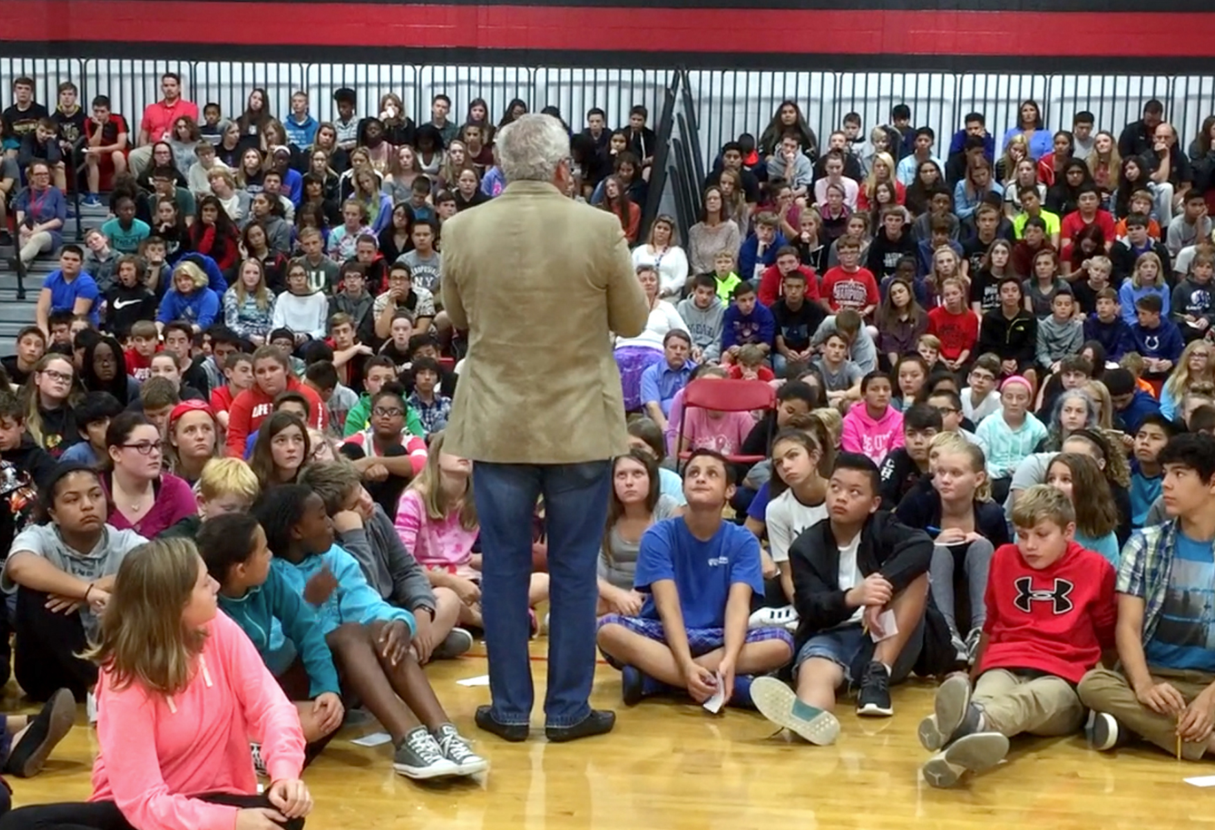 Student Impact Speeches - An inspiring message teaching a Five Step Process for Self-Empowerment
