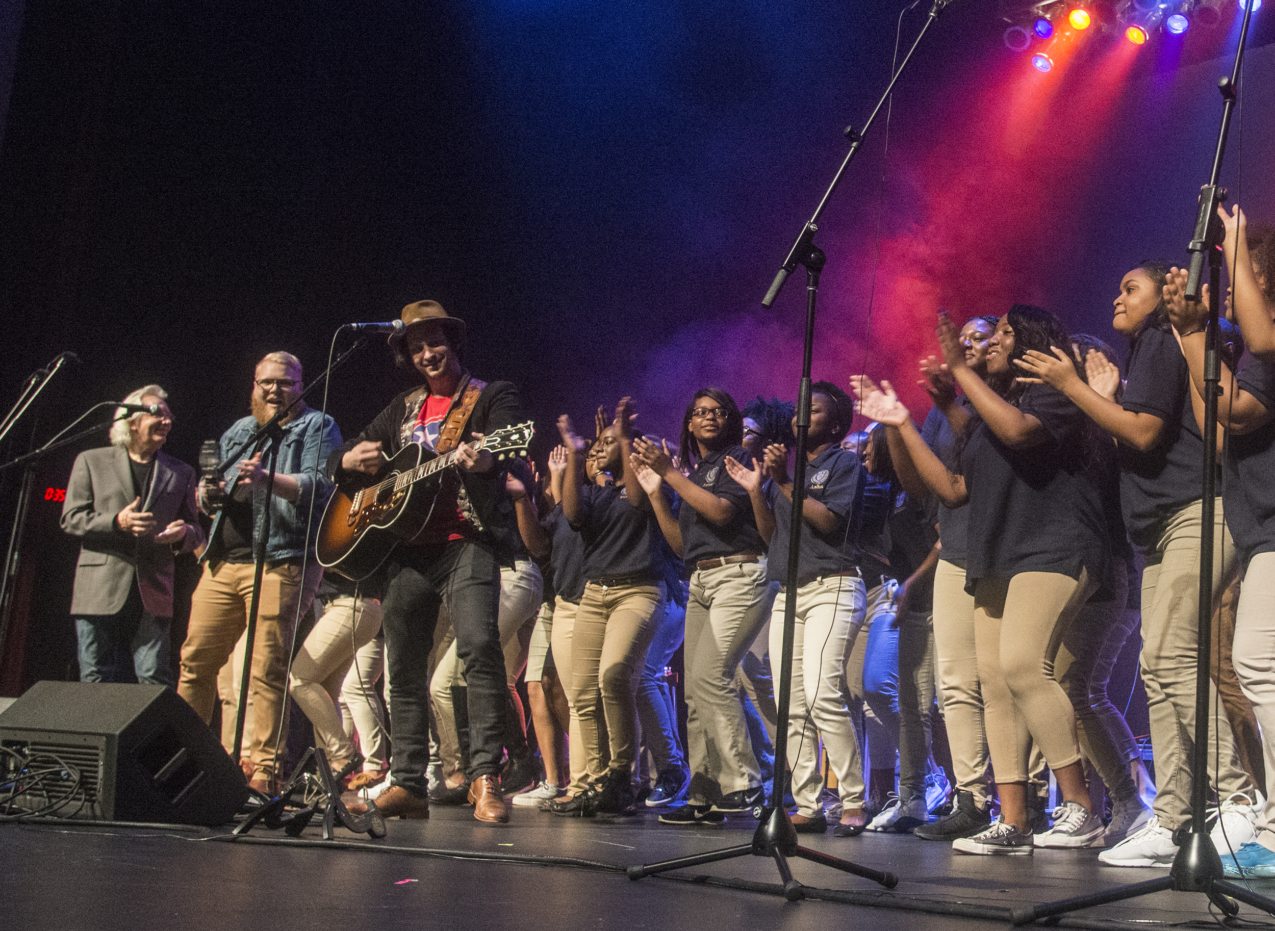 Rising Star Road Show - An extraordinary musical variety show featuring all types of National and Local acts that celebrates students