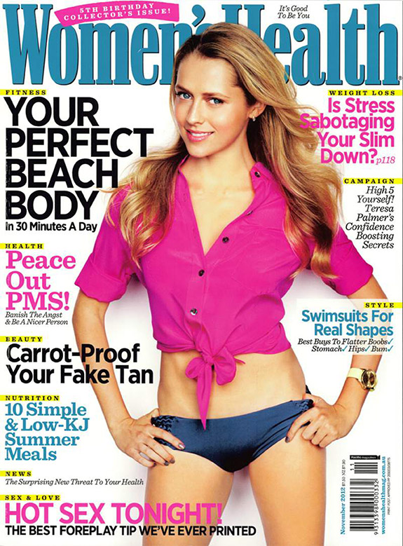 Womens Health 20 Nov 2012.jpg