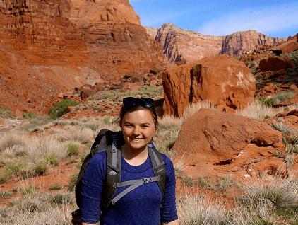 Zoey Craun   University of Colorado Boulder Bolivia Team Ambassador