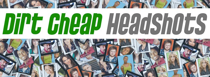 Dirt Cheap Headshots