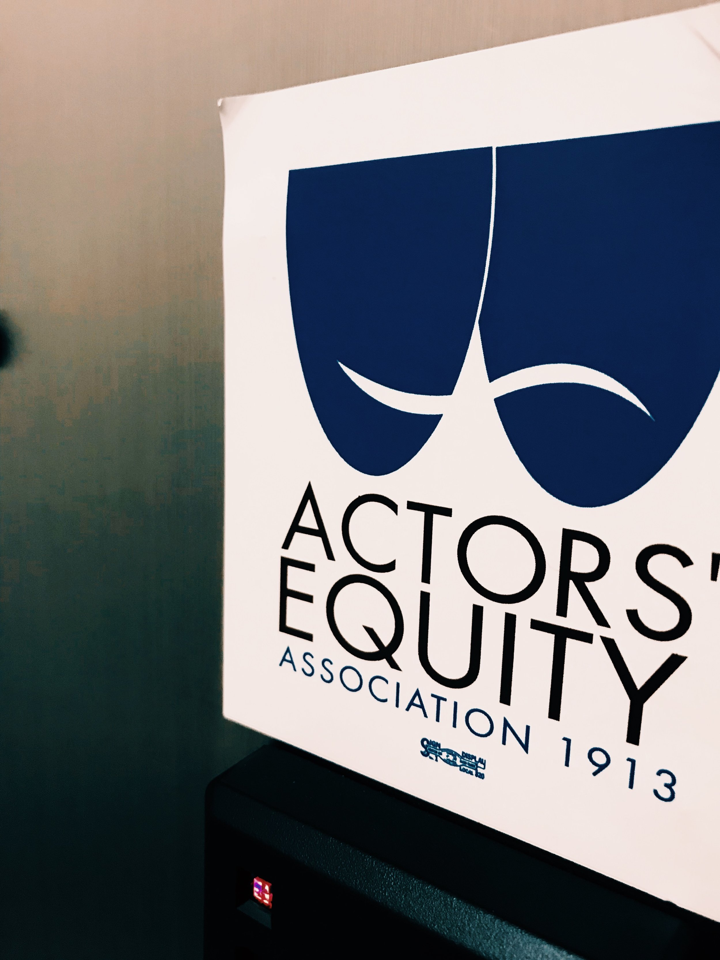 How to Get Seen at Equity Auditions as an EMC or Non-Equity
