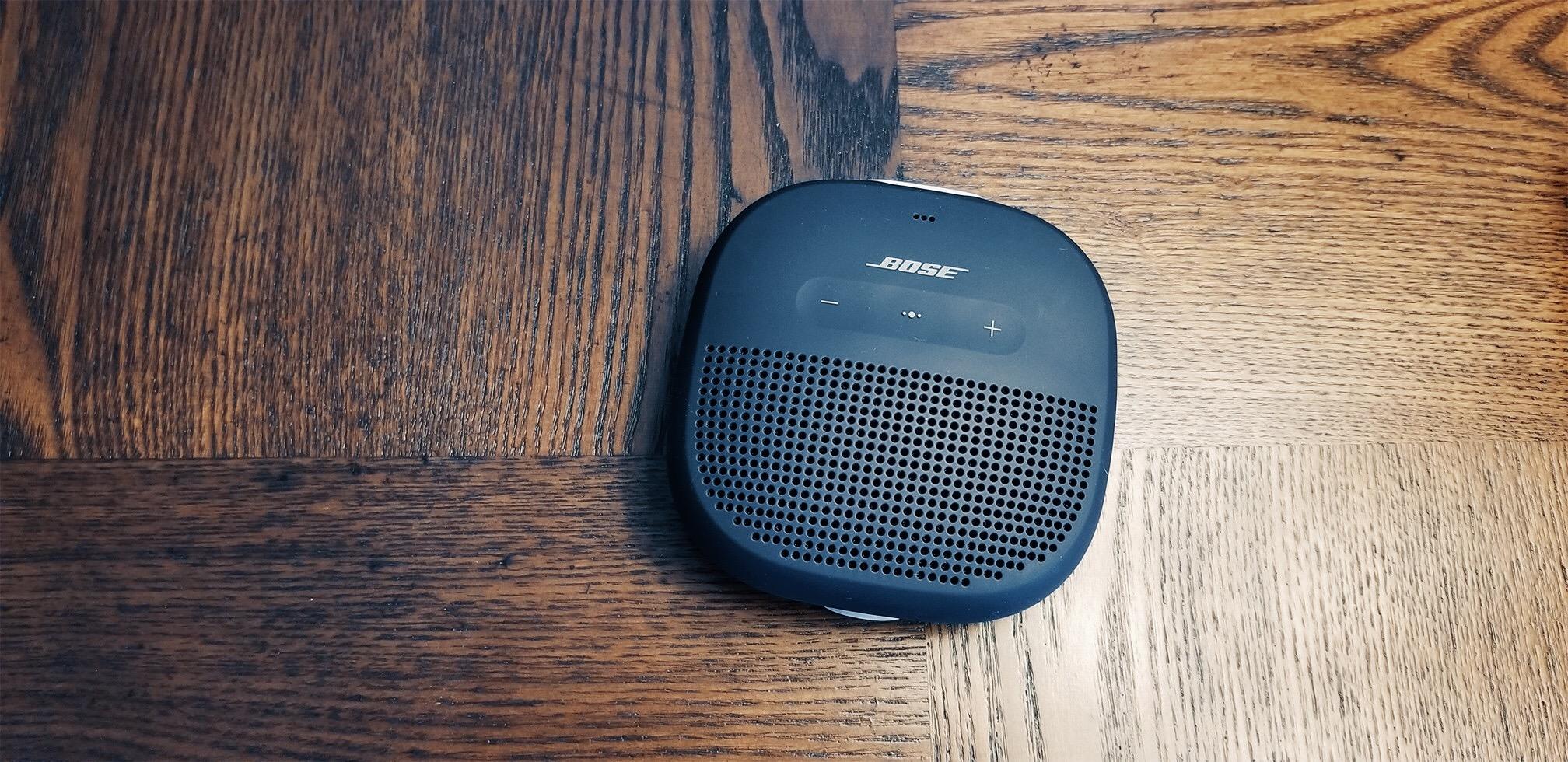Bose SoundLink micro speaker