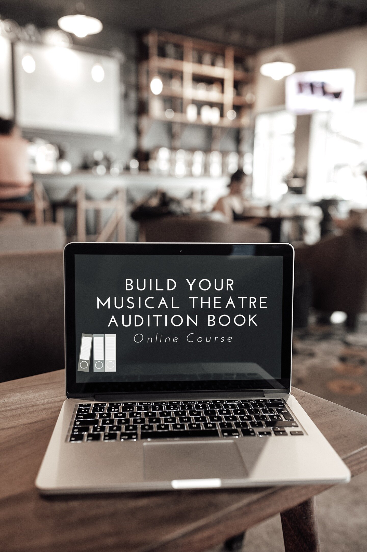 ACTOR AESTHETIC ONLINE COURSE - BUILD YOUR MUSICAL THEATRE AUDITION BOOK