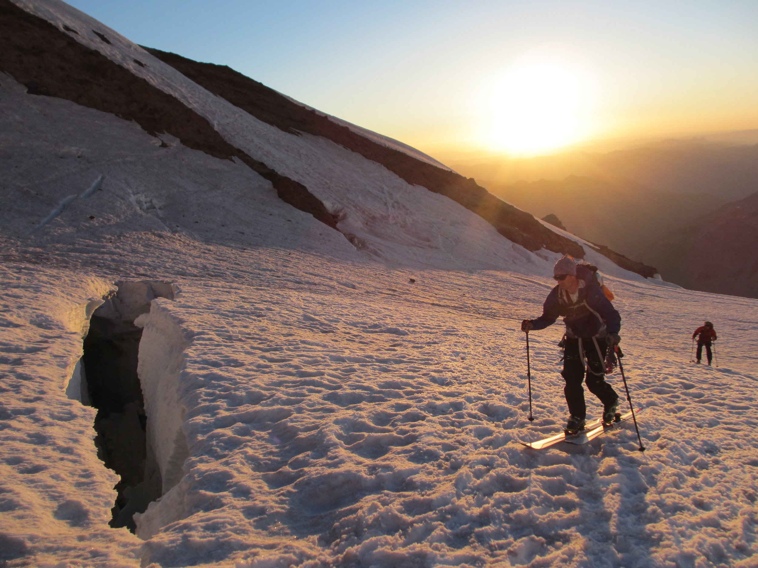 Crevasse Rescue/Glacier Travel -