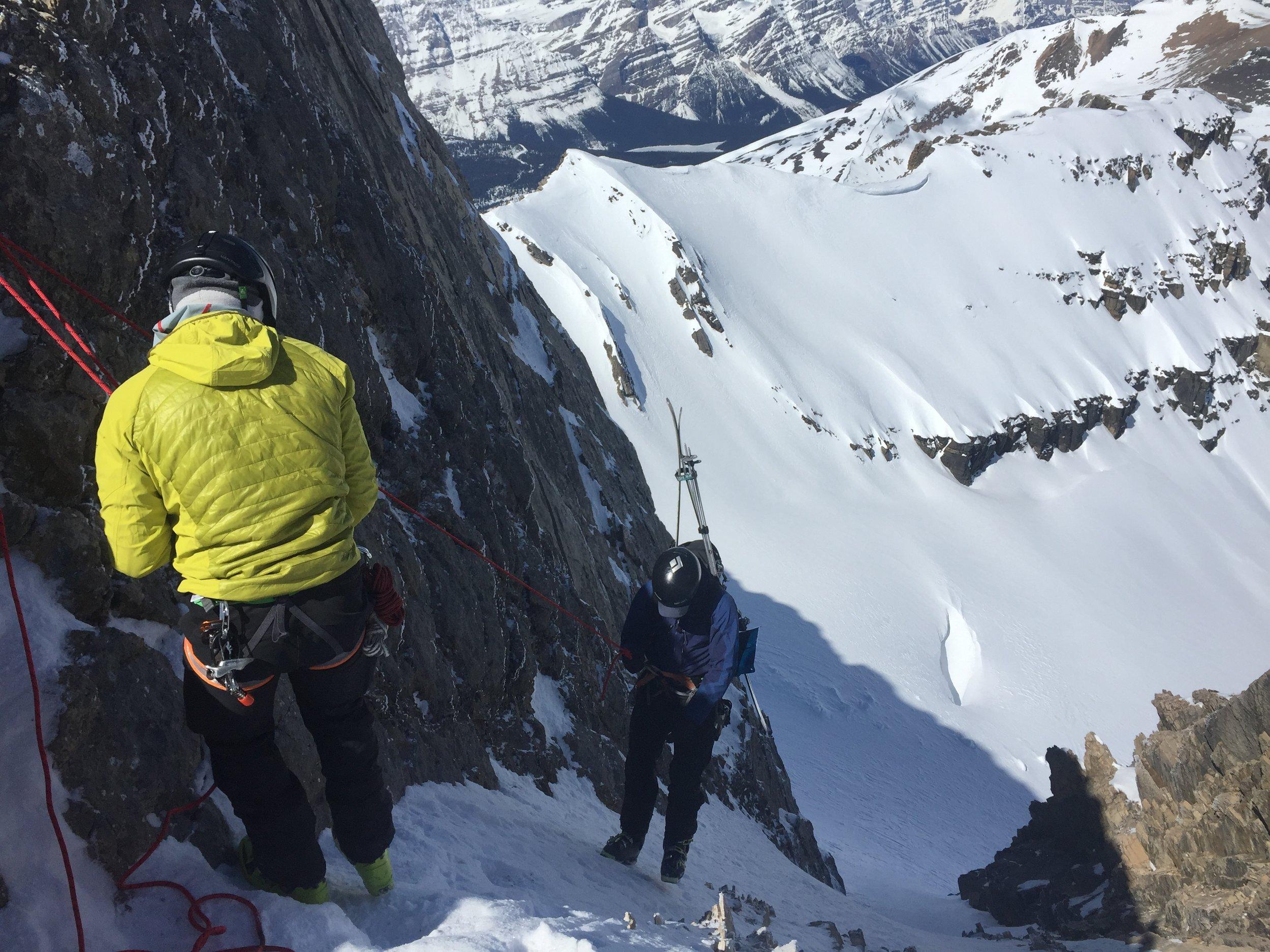 Ski Mountaineering -