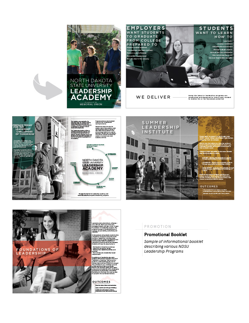 - Promotional Booklet