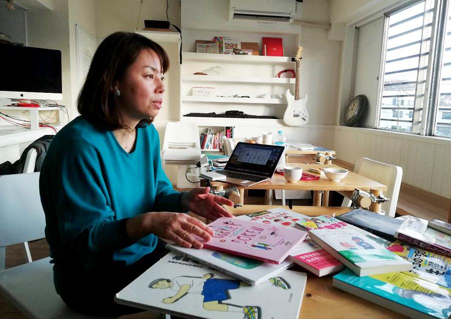 助産師田中佳子さん。現場を知っている人の言葉は重みが違います。