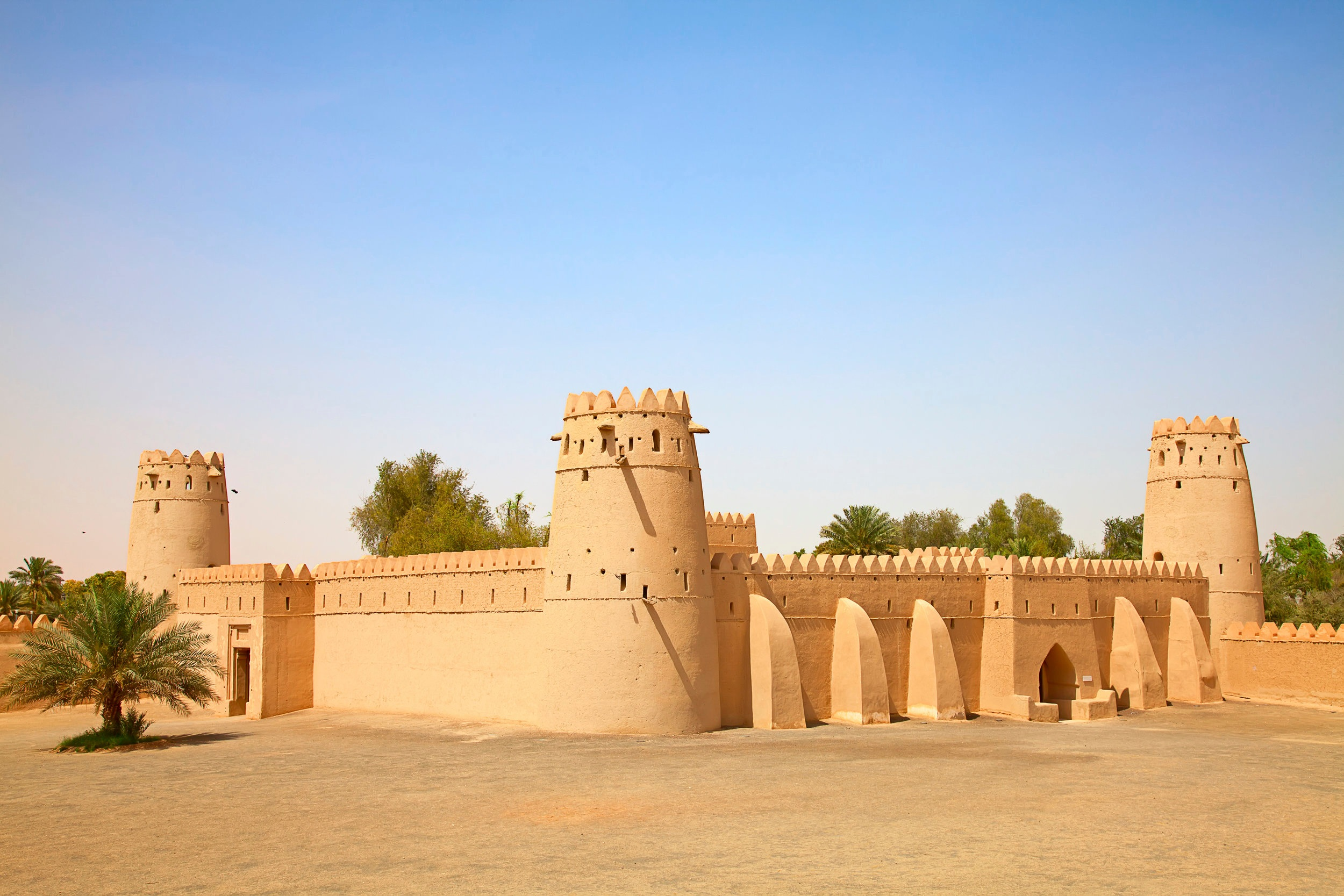 AL JAHILI FORT - AL AIN