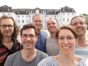 Singer Pur freut sich auf Schloss Engers
