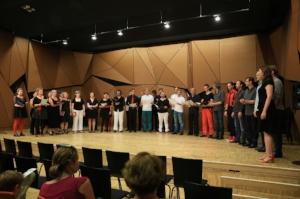 Abschlusskonzert in Pécz/Ungarn