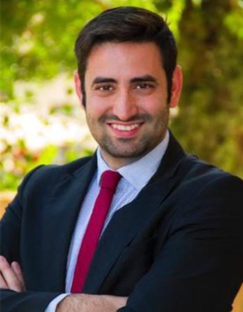 Samuel Mendoza - Director GeneralUCAM eSports