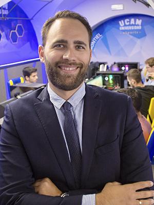 Tao Martínez - Director de estrategia UCAM eSports